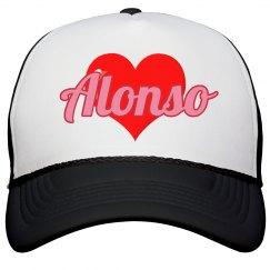 I love Alonso
