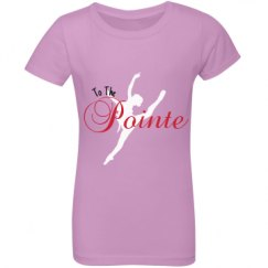 Youth Girls Princess Tee