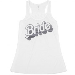 Silver Metallic Bride