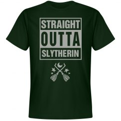 Straight Outta Slytherin
