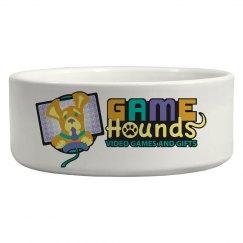 Chow Time Pet Food Bowl