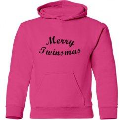 Merry Twinsmas Youth Sweatshirt