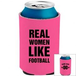 Real Women Like Football