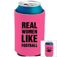 Real Women Like Football