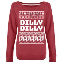 Christmas Dilly Dilly Sweater