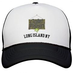 Long Island Gone Fishing Hat