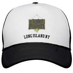 Long Island Gone Fishing Hat