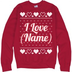 Valentine Ugly Sweater