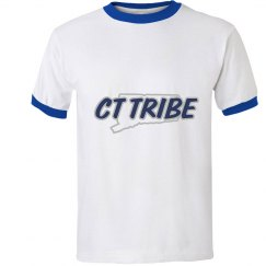 CT Tribe Unisex Tee (Uconn Blue)