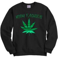 High fashion (green metalic logo) multiple logo options