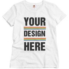 Custom LGBT Gay Pride Design