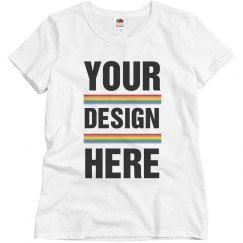 Custom LGBT Gay Pride Design