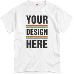 Personalized LGBT Gay Pride Designs