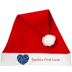 Santa's First Love Hat