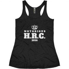 Notorious Hillary 2016