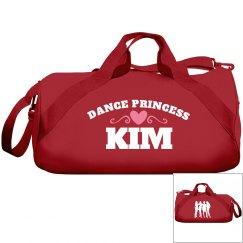 Kim, dance princess