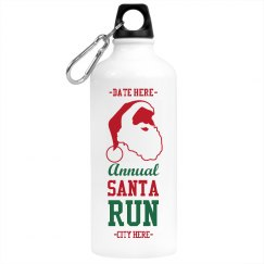 Santa Run Design