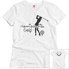 Girls Golf - Harrisonville