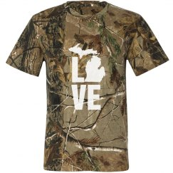 Michigan Realtree Love