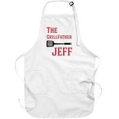 Personalized The GrillFather Apron