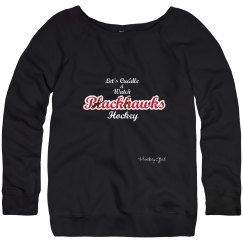 Cuddle Chicago Hockey