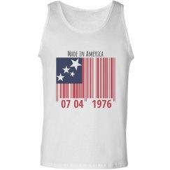 Made in America (Men)