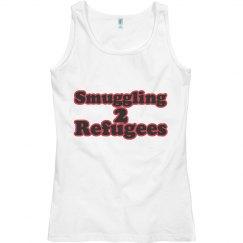 2 Refugees Tee