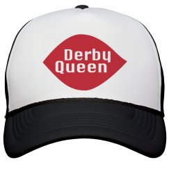 Roller Derby Queen Hat