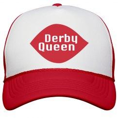 Roller Derby Queen Hat