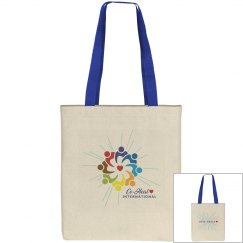 Canvas Tote MultiColor