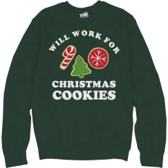 Work For Cookies