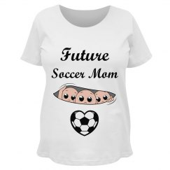 Future soccer Mom