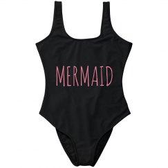 Mermaid Bathing Suit