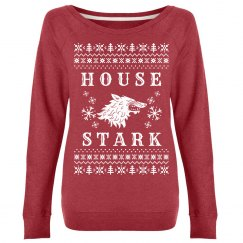 House Stark Winter Ugly Sweater