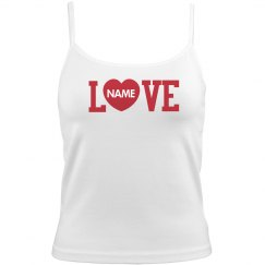 A Girlfriend's Love Cami