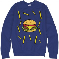 Fries W/ That Sweater