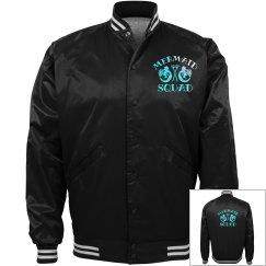Youth Glitter Mermaid Jacket