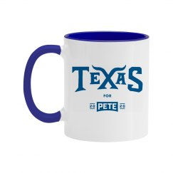 Texas for Pete - Mug