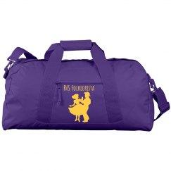 Folklorista Duffel Bag