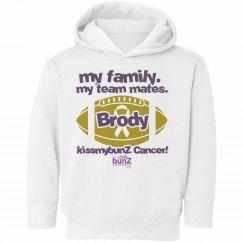 cancer awareness hoodie