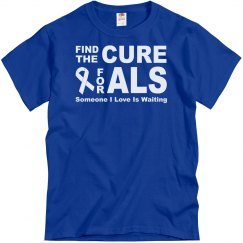Find The Cure For ALS