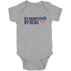 Mommy Hero Onesie