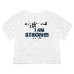 Claim Your Strength
