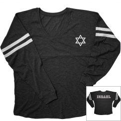 Israel Long Sleeve