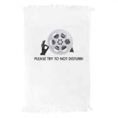 Movie Notification Towel