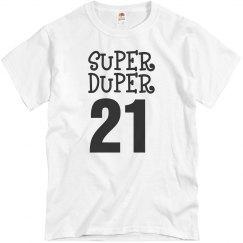 Super Duper 21