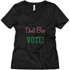 Vote-Pink & Green