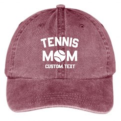 Tennis Mom Custom Team Hats