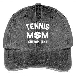 Tennis Mom Custom Team Hats