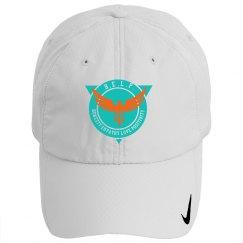 H . E  . L . P . Logo Hat